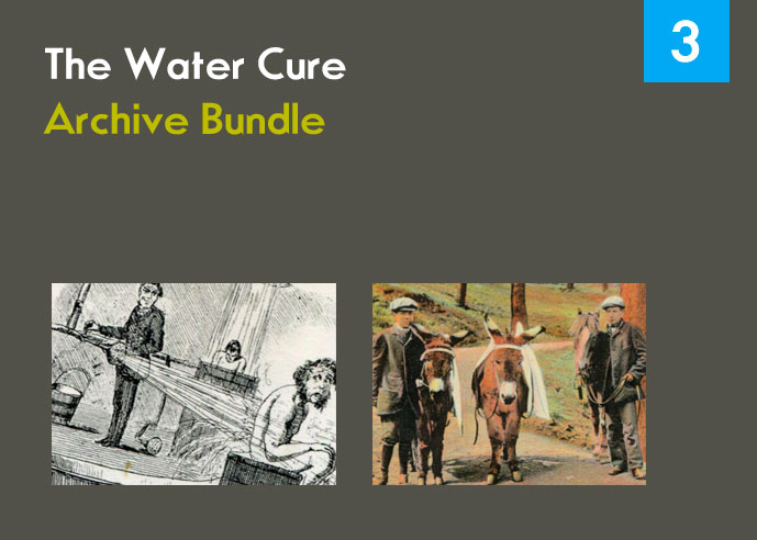Cover detail from The Water Cure Archive Bundle PDF
