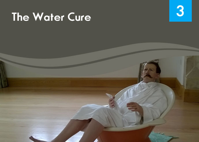 Cover detail from The Water Cure Resource PDF